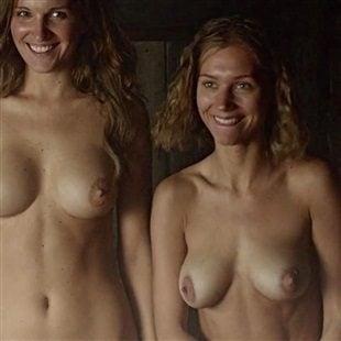 Kristina Asmus Fully Nude Scene