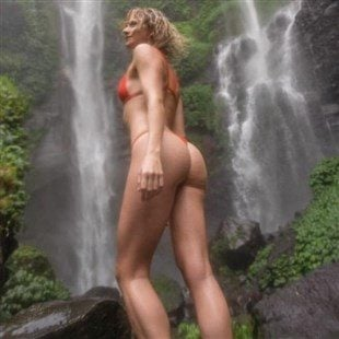 Shantel VanSanten Bikini Booty Bali Vacation