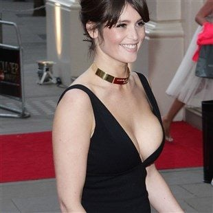 Gemma Arterton Takes Her Tits Out For Feminism