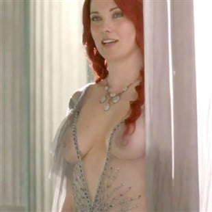 Lucy lawless spartacus nudes