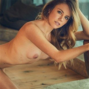 Olympic Skier Lisa Zimmermann Nude For Playboy