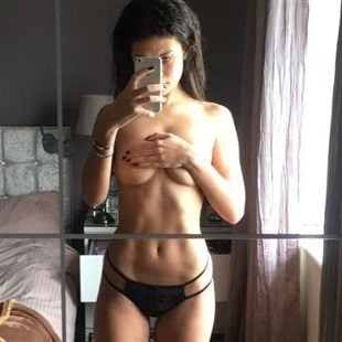 Montana Brown Nearly Nude Photos Leaked