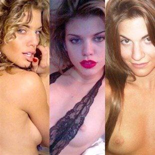 AnnaLynne McCord, Angel McCord, Rachel McCord: Nude Sisters Battle