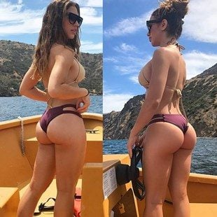 Chrysti Ane Peddling Her Ass And Rock Hard Abs