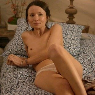 "Emily Browning And Maura Tierney Nude Lesbian Sex Scene From ""The Affair"""