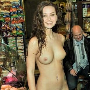 Katherine Langford Naked