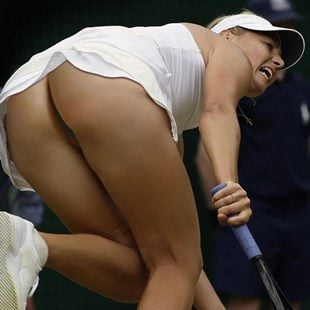 Maria Sharapova Nude Masturbation Video And Upskirt Compilation