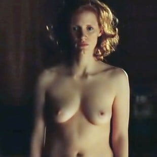 Jessica chastain nude scenes