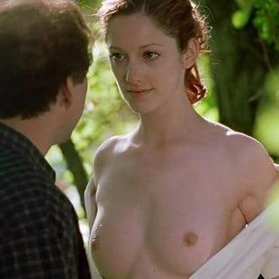 Judy Greer Topless