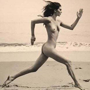 "Kendall Jenner Nude Photos Preview Of Russell James' ""Angels"""