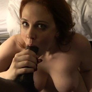 Interracial sex tape