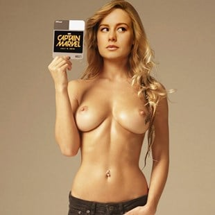 Brie Larson Nude And Hot Compilation Video