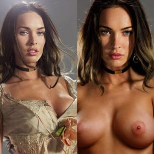 transformers megan fox nude pics
