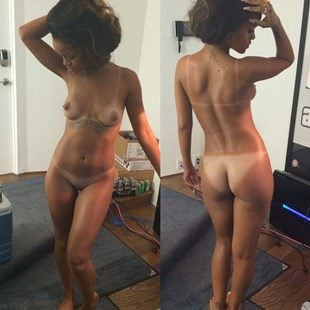 Can pictures nude free rihanna perhaps shall