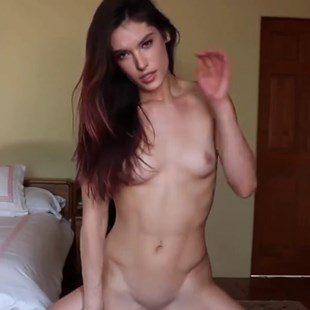 Alessandra Ambrosio Nude Collection And Masturbation Video