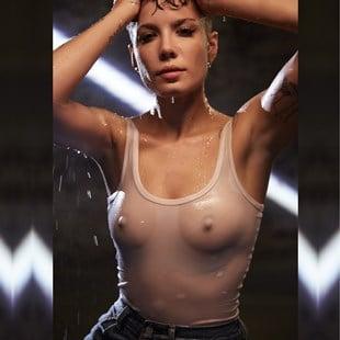 bare nipples Celebrity