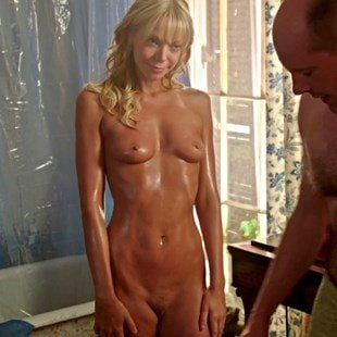 """Riki Lindhome Nude Scene From """"Hell Baby"""""""