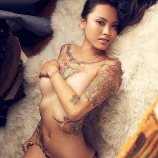 Levy Tran Nude Compilation Video