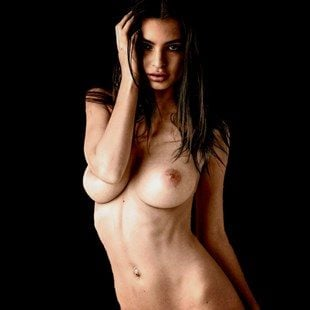 Wife naked spank phone