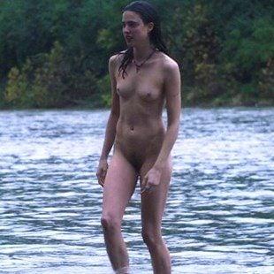 "Margaret Qualley Nude Scene From ""Donnybrook"""