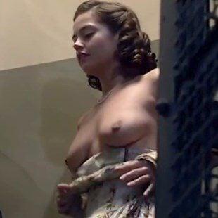 Topless jenna coleman Jenna Louise