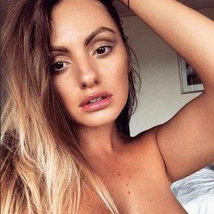 Alexandra Stan Topless Nude Titties Compilation