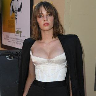 Maya Hawke's Tits Try To Takeover Hollywood