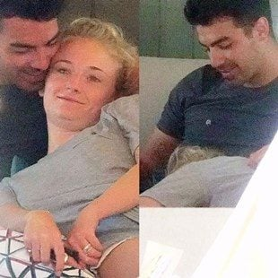 Sophie Turner Caught Sucking Dick On Her Honeymoon
