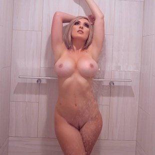 Jessica Nigri Nude Shower Photo Shoot