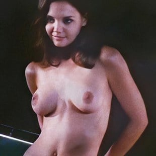 Katie holmes the gift naked