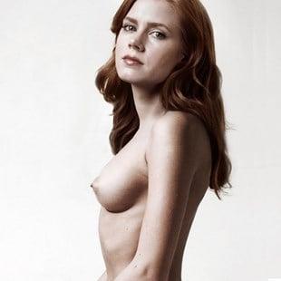 Topless Amy Adams Nude Photo Gif