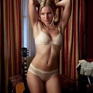 Kristen Bell Slutty Panties Obsession