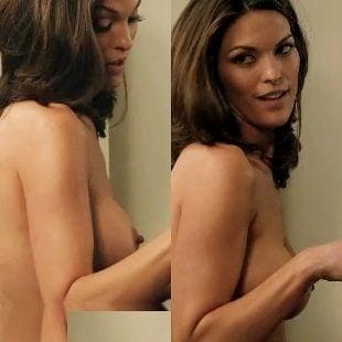 "Alana de la Garza Nude Scene From ""Are You Here"""