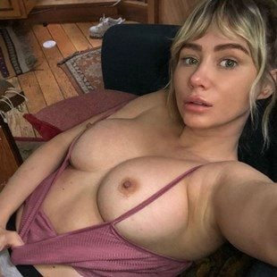 Sara Underwood Shows Her Naked Ass And Titties Once Again