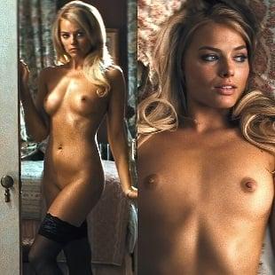 Nude margot Margot A