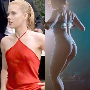 Amy Adams Nipple Pokies And Ass Enhanced In 4K