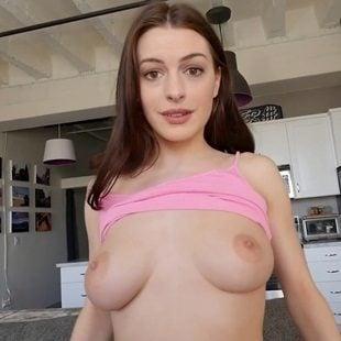 Anne Hathaway Nude Boob Flashing Sex Scene